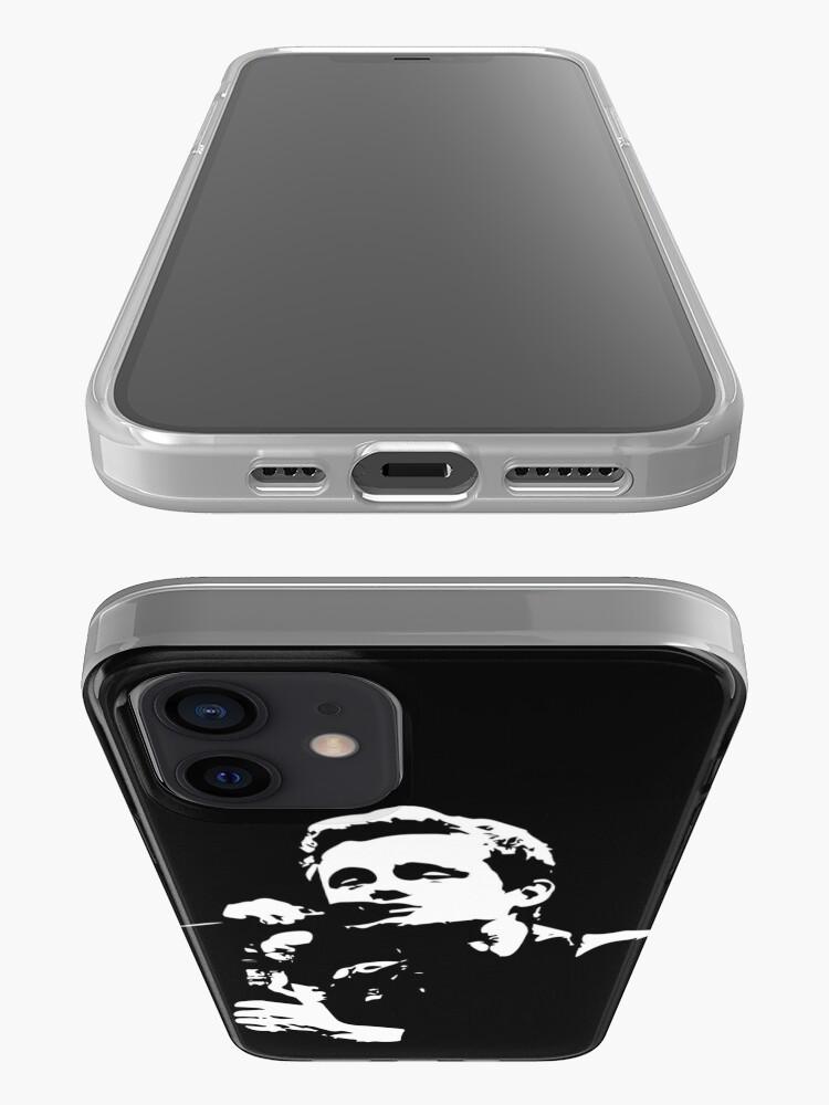 Vista alternativa de Funda y vinilo para iPhone Tom Chaplin Imprimir