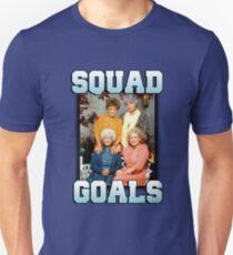 Golden Girls Squad Goals Unisex T-Shirt
