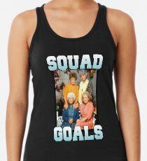 Golden Girls Squad Ziele Tanktop für Frauen
