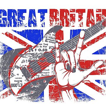 Britian Rock's by gulugulu