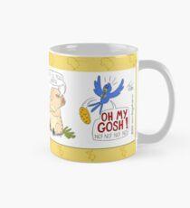 My Best Friend's A Ghost-Duck Mug #1 Mug