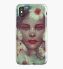 Flower nymph-Flora iPhone Case/Skin