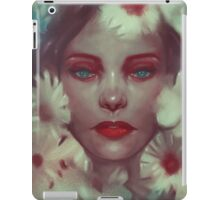 Flower nymph-Flora iPad Case/Skin