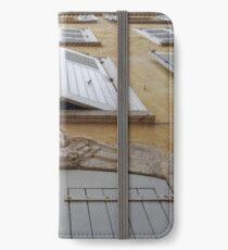 French Shutters iPhone Wallet