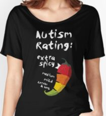 Spicy Autism Women's Relaxed Fit T-Shirt