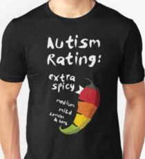 Spicy Autism Unisex T-Shirt