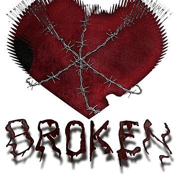 Beaten, Battered, and..... Broken by LadyEnigma