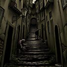 Rue d'Auseil by Paul Mudie