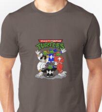 Mighty Morphin Turtles  Unisex T-Shirt