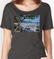 Blue Hawaii Women's Relaxed Fit T-Shirt