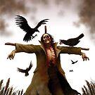 Scarecrow by Paul Mudie