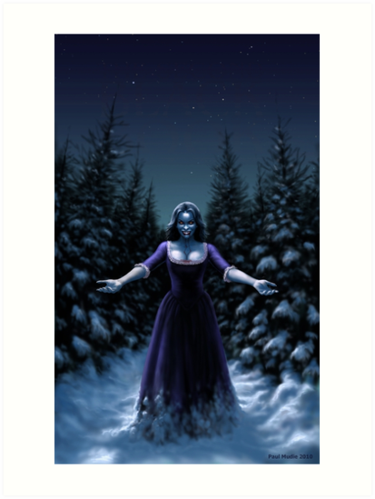 Cold Blood by Paul Mudie