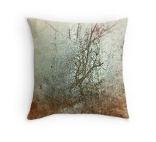 Winter in My Heart Throw Pillow