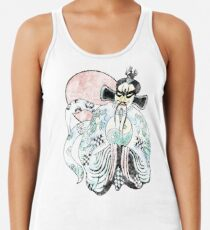 Jack Burton - Lo Pan 25 Years Old Distress Fade Women's Tank Top