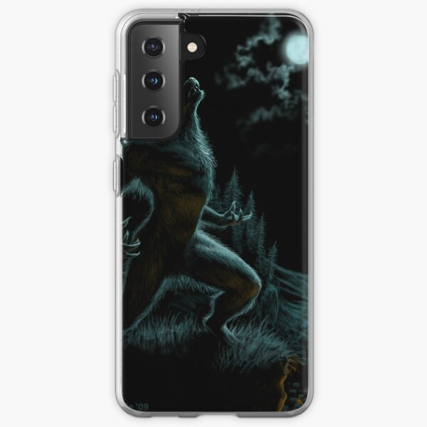 Howl of the Werewolf Samsung Galaxy Soft Case