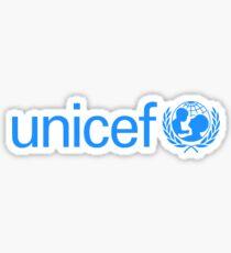 UNICEF NEW MERCHANDISE Sticker