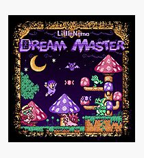 Master Dreamer Nemo Little Photographic Print