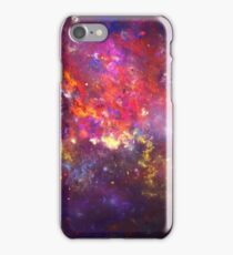 Wild cosmos 5 iPhone Case/Skin