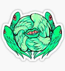 Sassy Seraphim Mint Sticker