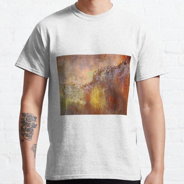 Crystal Pearls (Rainbow Petrified Wood) Classic T-Shirt