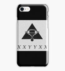 XXYYXX MERCHANDISE iPhone Case/Skin