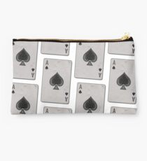 ACE OF SPADES Studio Pouch