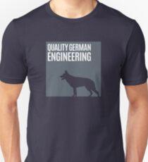 Quality German Engineering Unisex T-Shirt