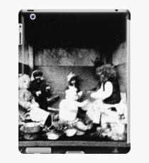 Black and white photo iPad Case/Skin