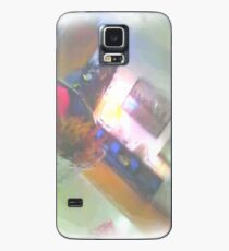 The waiting room Case/Skin for Samsung Galaxy