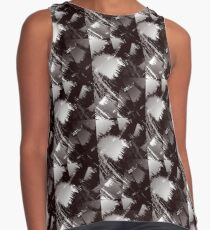 Illusion Abstract Composition Image And Pattern Design Contrast Tank