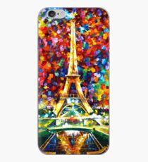 Paris meiner Träume - Leonid Afremov iPhone-Hülle & Cover