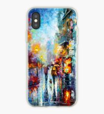 Melody of Passion - Leonid Afremov iPhone Case