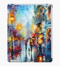 Melody of Passion - Leonid Afremov iPad Case/Skin