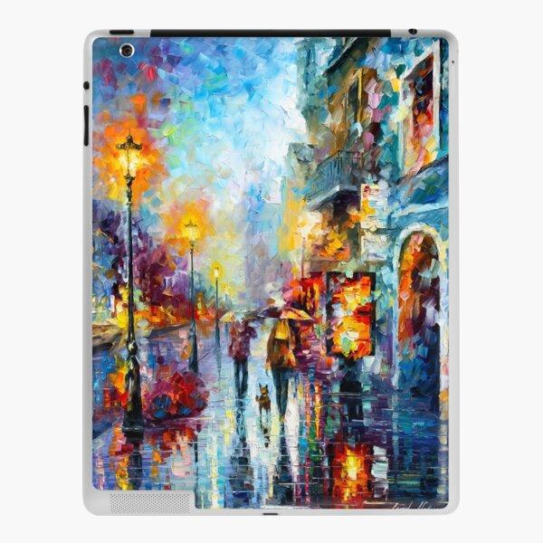 Melody of Passion - Leonid Afremov iPad Skin
