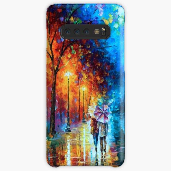 ¡Hola! Soy el artista Leonid Afremov.    Puja por mis pinturas en http://www.afremovart.com    Sígueme en Facebook: https://www.facebook.com/pages/Leonid-Afremov/229832890392662?sk=timeline Funda rígida para Samsung Galaxy