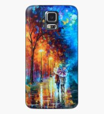 Funda/vinilo para Samsung Galaxy Amor por el lago - Leonid Afremov