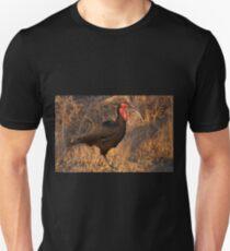 Ground Hornbill, Kruger National Park, South Africa Unisex T-Shirt