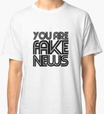 Fake news Classic T-Shirt