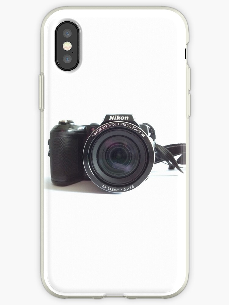 buy online 72170 7f061 'nikon' iPhone Case by Goldito95