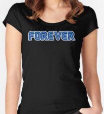Forever Sega Women's Fitted Scoop T-Shirt