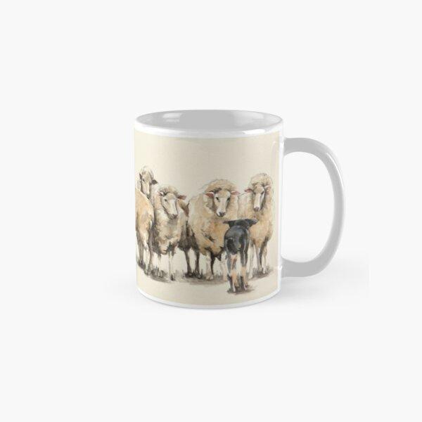 Sheep Dog Trials Mudgee Show Classic Mug