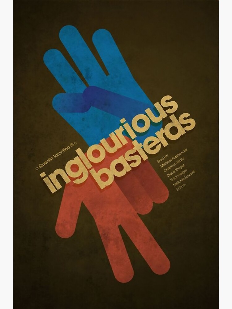 Inglourious Basterds by SkysDesigns1