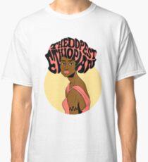 Old School Hip Hop Art - The Dopest Ethiopian Classic T-Shirt