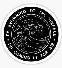 The Currents - Bastille Sticker