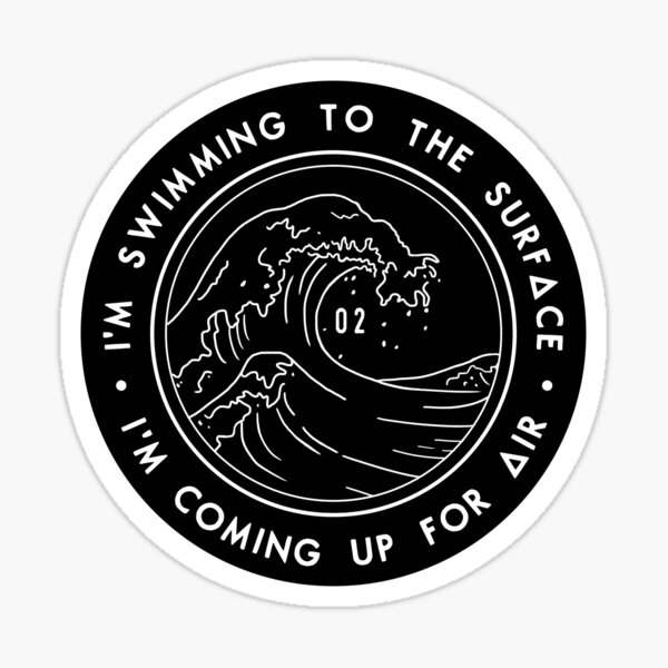 The Currents - Bastille Sticker