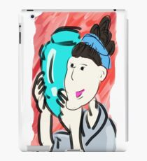 Girl iPad Case/Skin