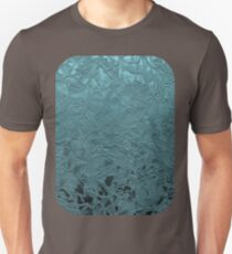 Grunge Relief Floral Abstract G165 Unisex T-Shirt