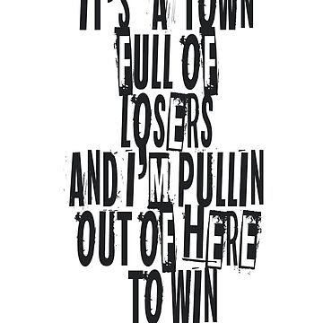 Town for the losers by TalesOfTheEast