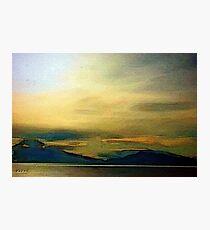 Landschaft 17017 Photographic Print