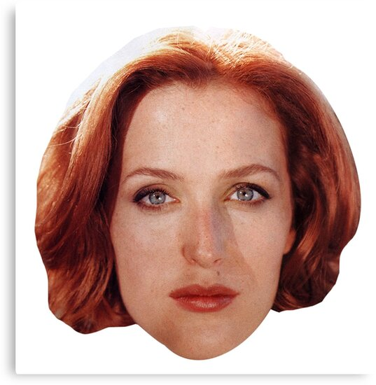 Gillian Anderson by LucasTheChin